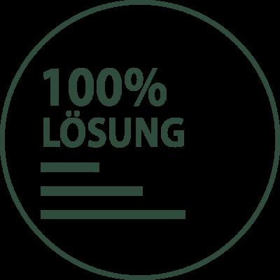 Ordnungscoaching 100% Lösung